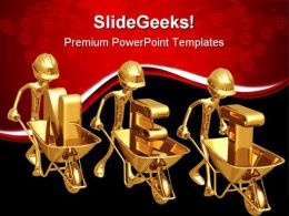 Web Builders Internet Construction PowerPoint Templates And PowerPoint Backgrounds 0611