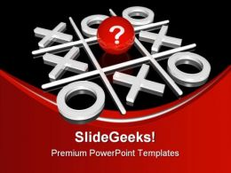 Who Is Winner Business PowerPoint Templates And PowerPoint Backgrounds 0511