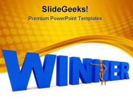 Winner Competition PowerPoint Templates And PowerPoint Backgrounds 0411