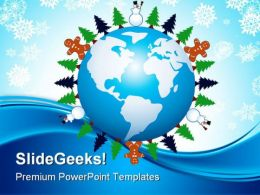 Winter Holidays PowerPoint Backgrounds And Templates 0111