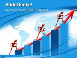 World Teamwork Success PowerPoint Templates And PowerPoint Backgrounds 0711