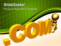 World Wide Web Internet PowerPoint Templates And PowerPoint Backgrounds 0511