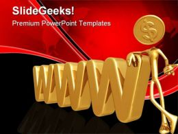 Www Dollar Internet PowerPoint Templates And PowerPoint Backgrounds 0511