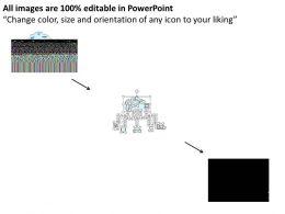 85337428 Style Technology 1 Cloud 5 Piece Powerpoint Presentation Diagram Infographic Slide