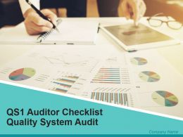 qs1_auditor_checklist_quality_system_audit_powerpoint_presentation_slides_Slide01