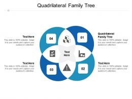 Quadrilateral Family Tree Ppt Powerpoint Presentation Gallery Microsoft Cpb