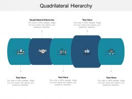Quadrilateral Hierarchy Ppt Powerpoint Presentation File Graphic Tips Cpb