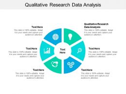 Qualitative Research Data Analysis Ppt Powerpoint Presentation Show Layout Cpb