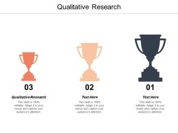 Qualitative Research Ppt Powerpoint Presentation Infographics Inspiration Cpb