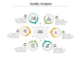 Quality Analysis Ppt Powerpoint Presentation Portfolio Cpb