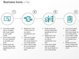 Quality Assurance Financial Process Flow And Control Checklist Ppt Icons Graphic