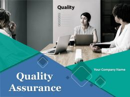 Quality Assurance Powerpoint Presentation Slides