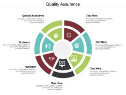 Quality Assurance Ppt Powerpoint Presentation Ideas Guidelines Cpb
