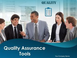 Quality Assurance Tools Powerpoint Presentation Slides