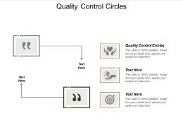 Quality Control Circles Ppt Powerpoint Presentation Professional Aids Cpb