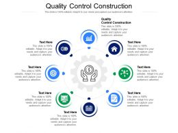 Quality Control Construction Ppt Powerpoint Pictures Graphics Template Cpb
