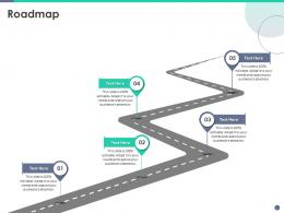 Quality Control Engineering Roadmap Ppt Powerpoint Presentation Outline Slides
