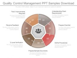 Quality Control Management Ppt Samples Download
