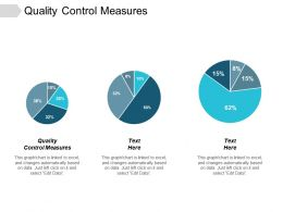 Quality Control Measures Ppt Powerpoint Presentation Show Example Topics Cpb