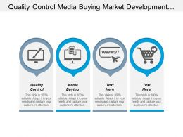Quality Control Media Buying Market Development Project Management Cpb