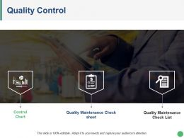 Quality Control Sample Ppt Files