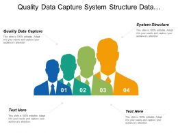 Quality Data Capture System Structure Data Management Reporting Cpb