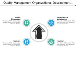 Quality Management Organizational Development Media Planning Trend Analysis Cpb