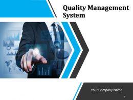 Quality Management System Powerpoint Presentation Slide