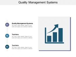 Quality Management Systems Ppt Powerpoint Presentation Slides Graphic Tips Cpb