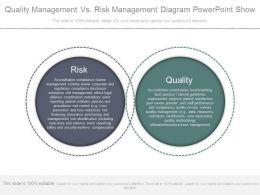 quality_management_vs_risk_management_diagram_powerpoint_show_Slide01