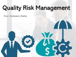 Quality Risk Management Essential Components Organization Analytics