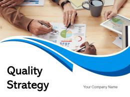 Quality Strategy Analytics Business Framework Improvement Measure Performance