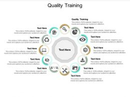 Quality Training Ppt Powerpoint Presentation Layouts Outline Cpb