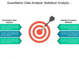 Quantitative Data Analysis Statistical Analysis Methods Personal Professional Development Cpb