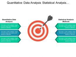 Quantitative Data Analysis Statistical Analysis Methods Personal Professional Development Cpb