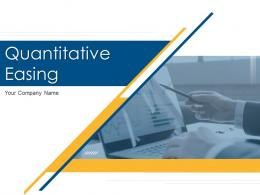 Quantitative Easing Powerpoint Presentation Slides