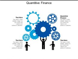 Quantitive Finance Ppt Powerpoint Presentation Icon Layout Cpb