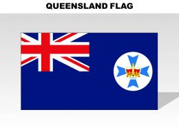 Queensland Country Powerpoint Flags