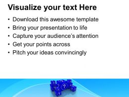 Question And Guessing Concept Business Powerpoint Templates Ppt Themes And Graphics