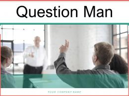 Question Man Confused Symbol Desired Destination Answering