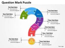 Question Mark Puzzle 4