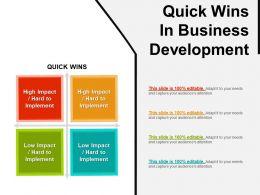 quick_wins_in_business_development_powerpoint_slides_design_Slide01