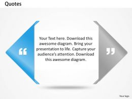 Quotation Slide for PPT Presentations 0214