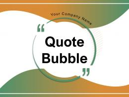 Quote Bubble Discussion Communication Highlighted Symbol Arrows Individual