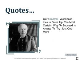 Quote Communication Ppt Professional Shapes