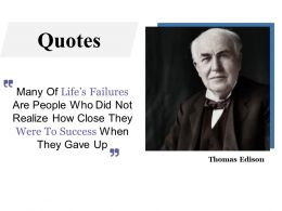 Quotes Business Management Ppt Show Background Images