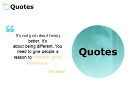 Quotes Communication B47 Ppt Powerpoint Presentation File Maker