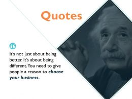 Quotes Communication Planning Ppt Slides Graphics Template