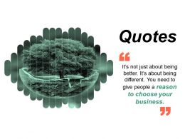 Quotes Communication Ppt Powerpoint Presentation Professional Model