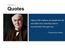 Quotes Communication Ppt Visual Aids Background Images